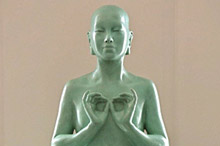 Bronze Buddha - Knowledge