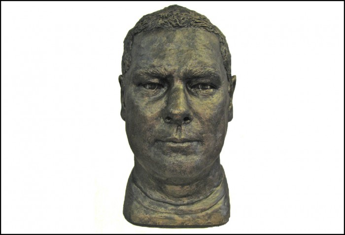 Portrait Sculpture of Frank Gowan