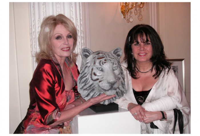 Laura Lian and Joanna Lumley: Ghost Tiger