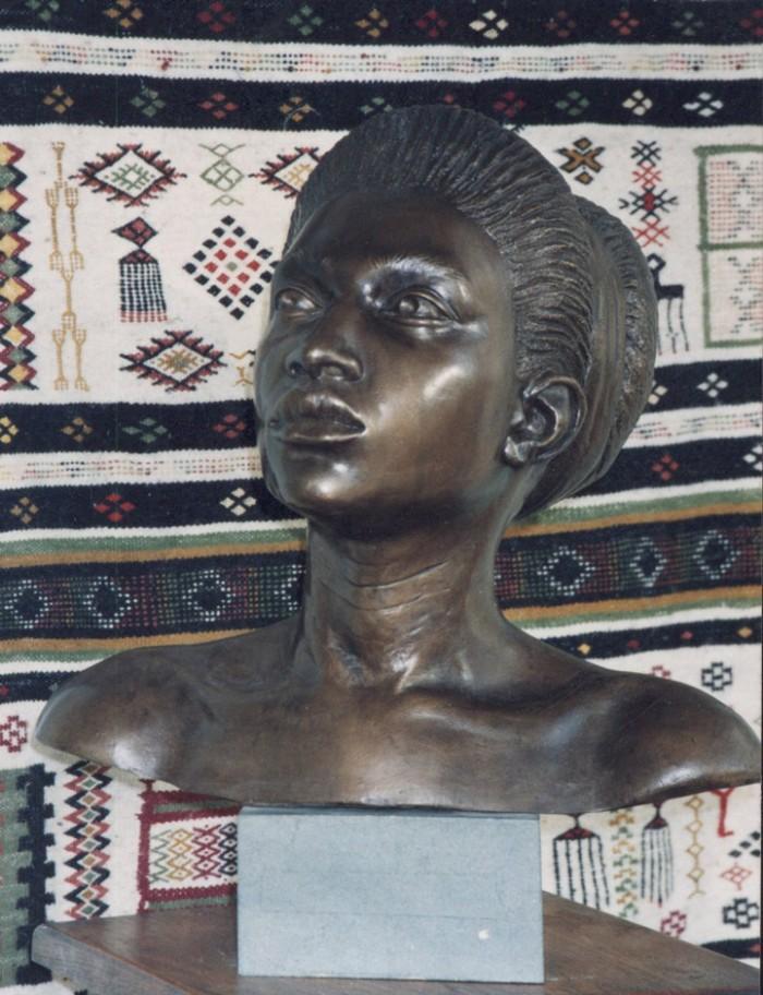 Mawa, African Sun Goddess