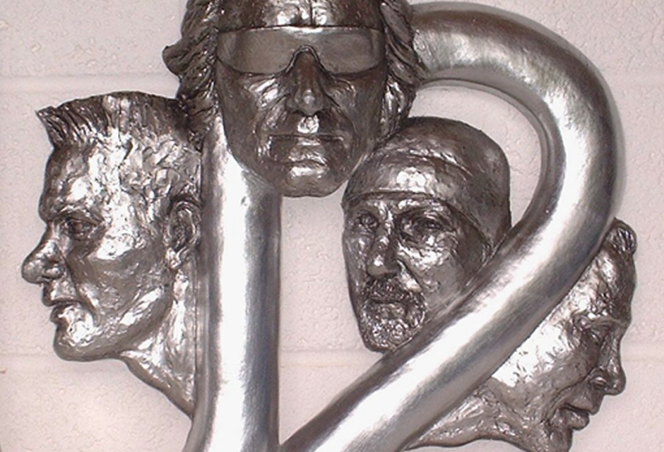 U2 Plaque
