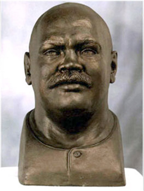 Portrait Sculpture of Rugby Player - Gareth 'Coochie' Chilcott