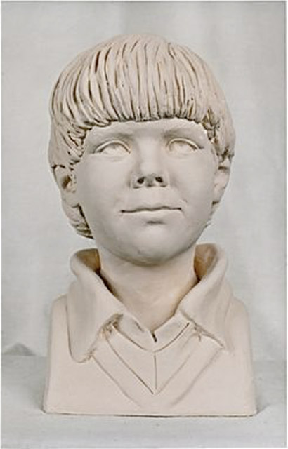 Children's Portraits in Sculpture