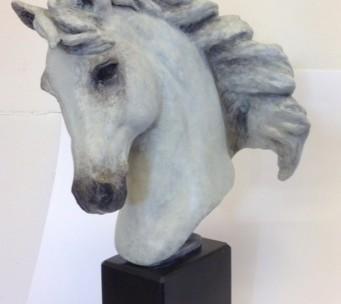 Horse Head Bronze